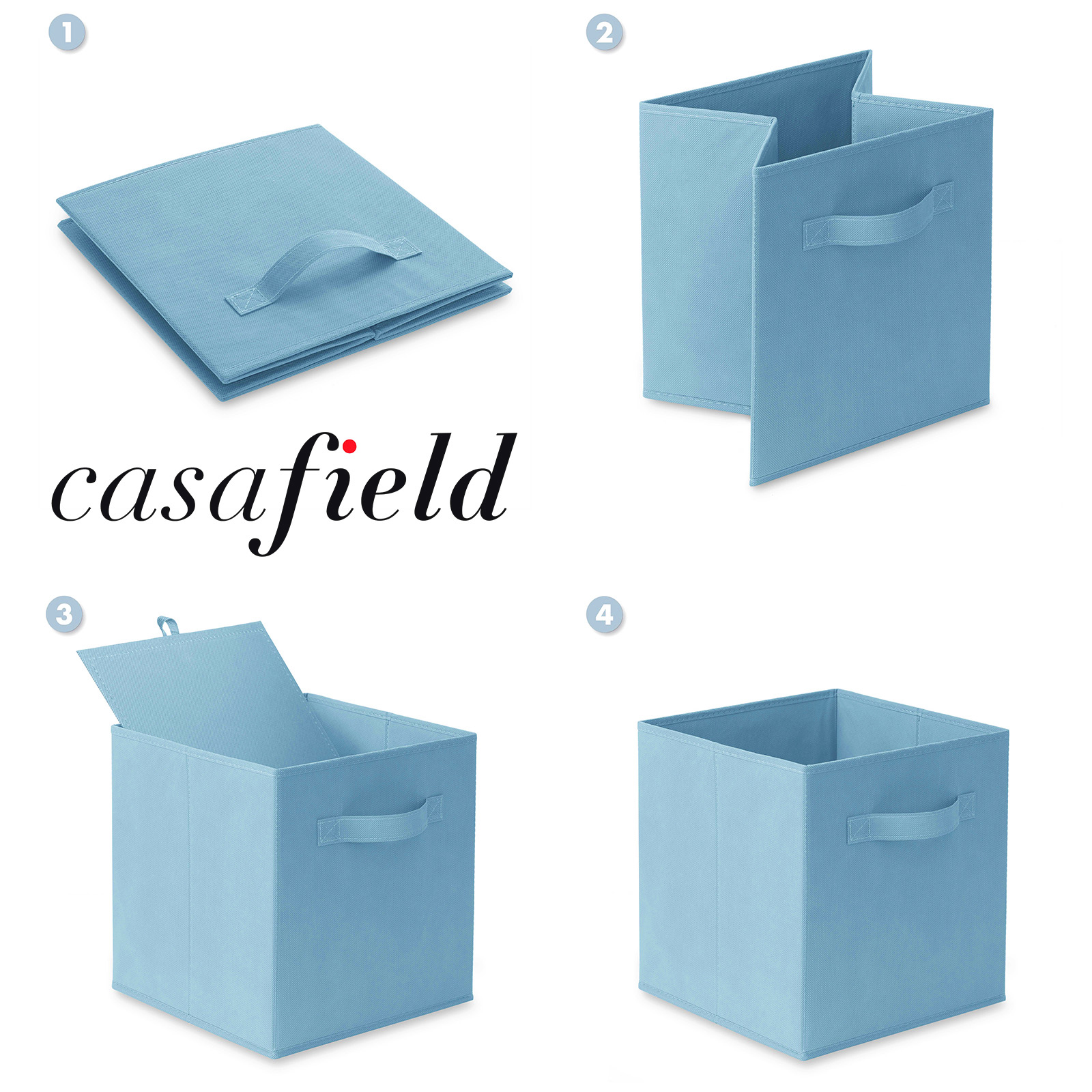 6-Collapsible-Foldable-Cloth-Fabric-Cubby-Cube-Storage-Bins-Baskets-for-Shelves thumbnail 7